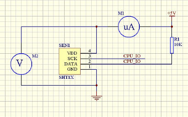 [lht15-1]户外防护型数字温湿度传感器